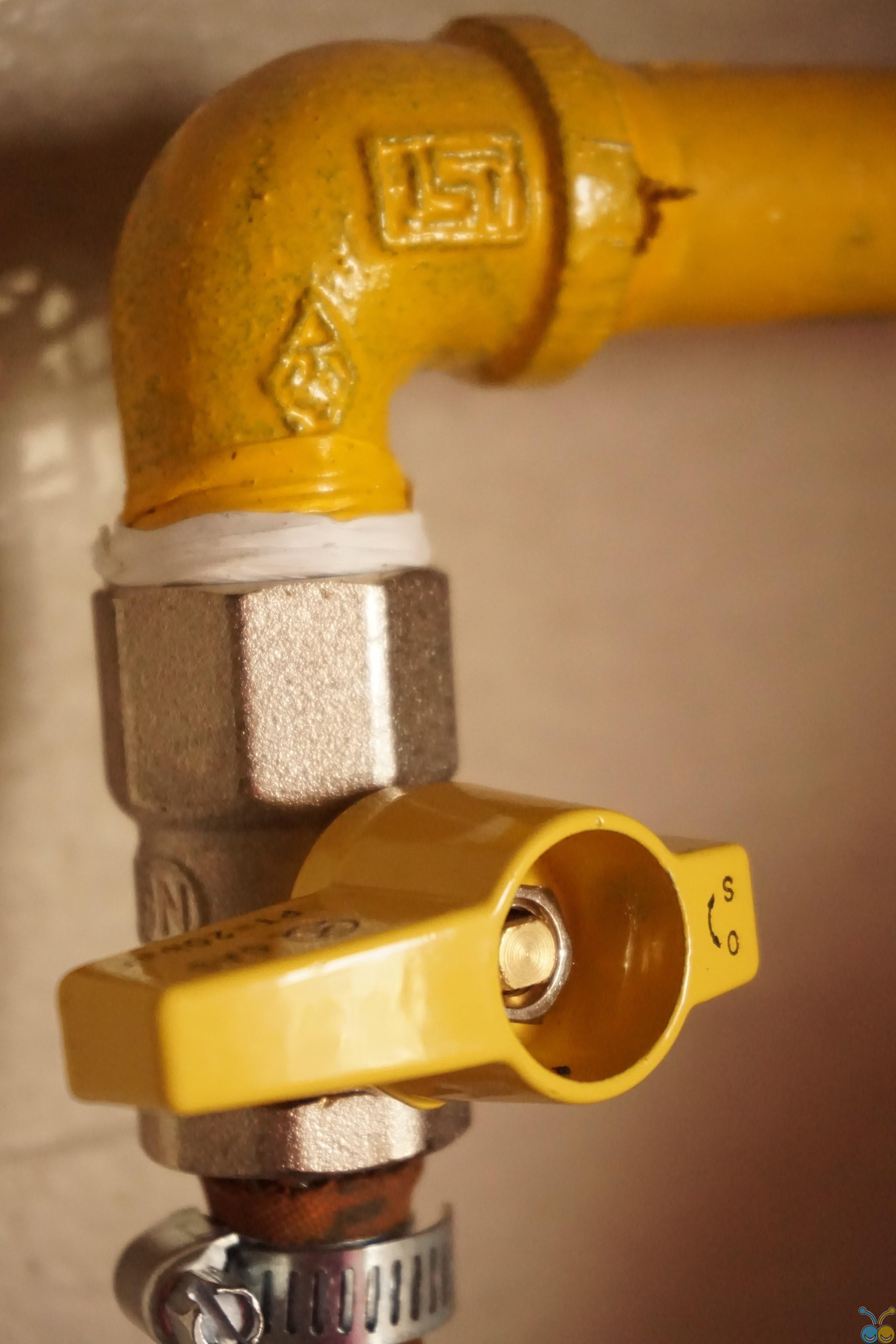 Emergency plumber - Valve - Kiasu