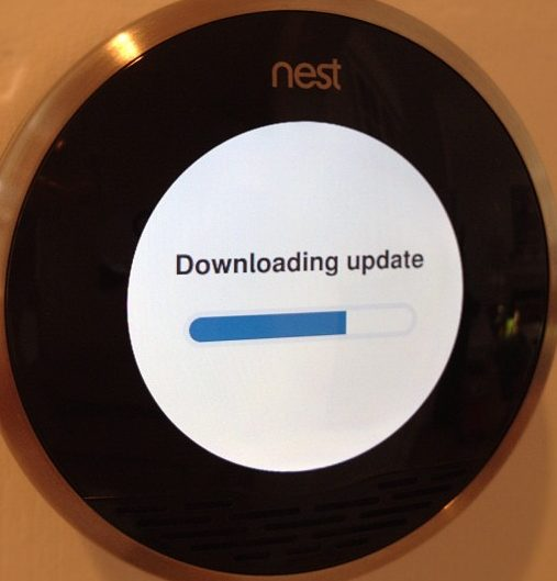 Kiasu - Smart heating & home automation - Nest Update
