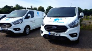 Kiasu Vans 2019 6 - Commercial Property Maintenance