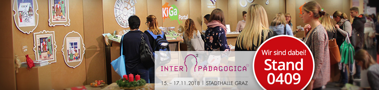 Interpaedagogica 2018 Graz