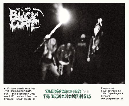 Killtown Death Fest » Bands