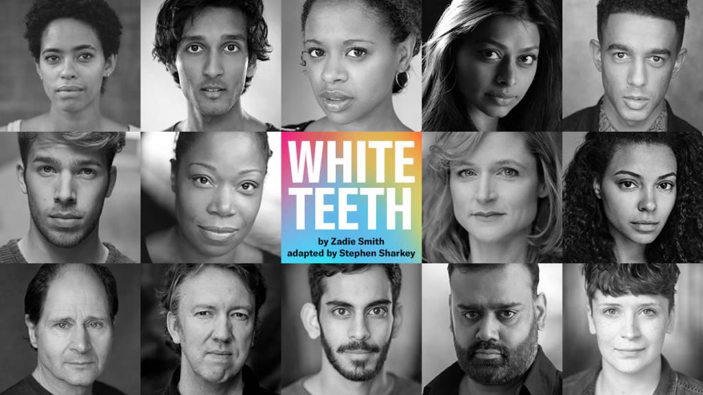 Meet the cast: White Teeth   Kiln Theatre