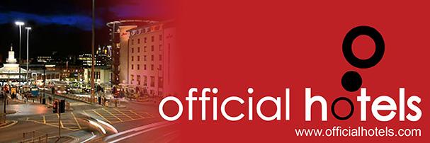 official hotels banner