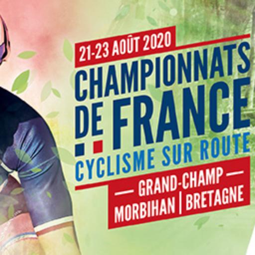 Championnats de France Route 2020