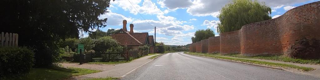 Exploring Suffolk, England