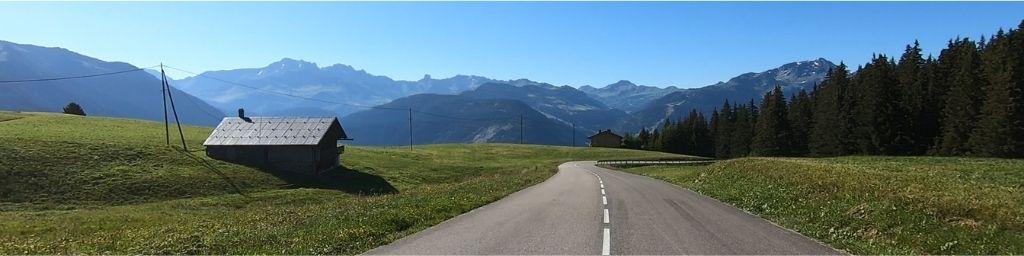 Alpes Road Cycling - Full HD