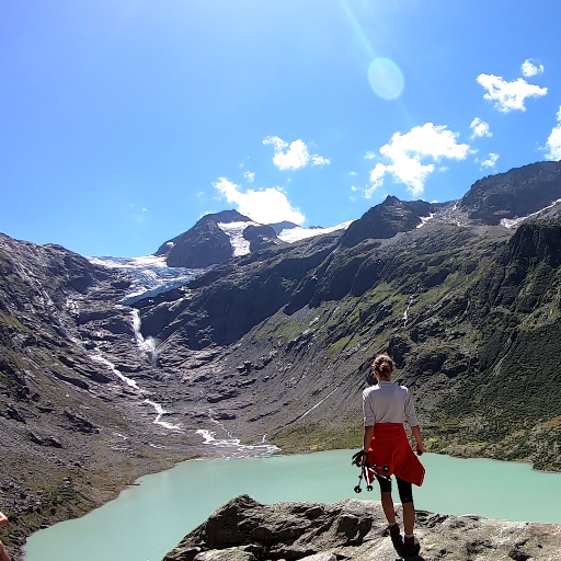 Alpine hikes and runs