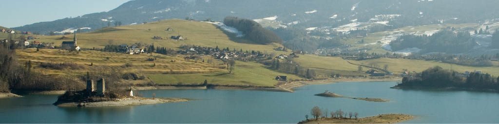 Visit Lake in Switzerland