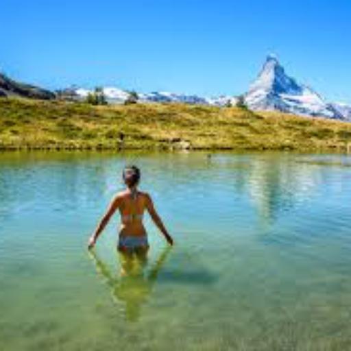 Visit Lake in Switzerland