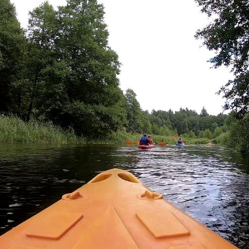 Kayaking videos (Poland)
