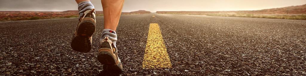 September 2020 - Running