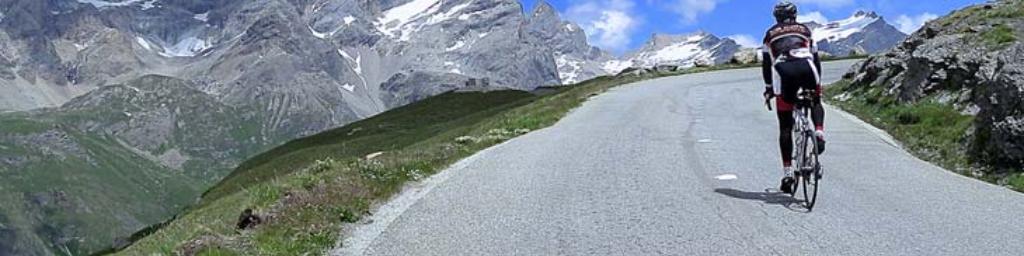 Long epic climbs