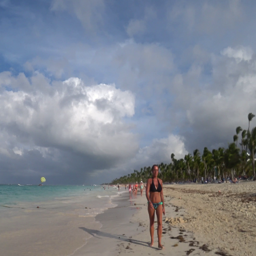 Caribbean Dream Beaches for Ultra HD Workout