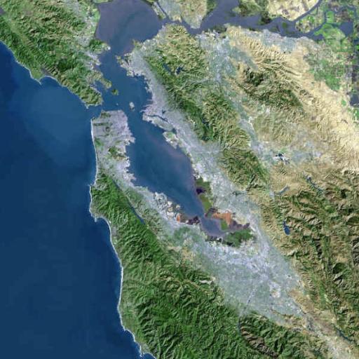Bay of San Francisco