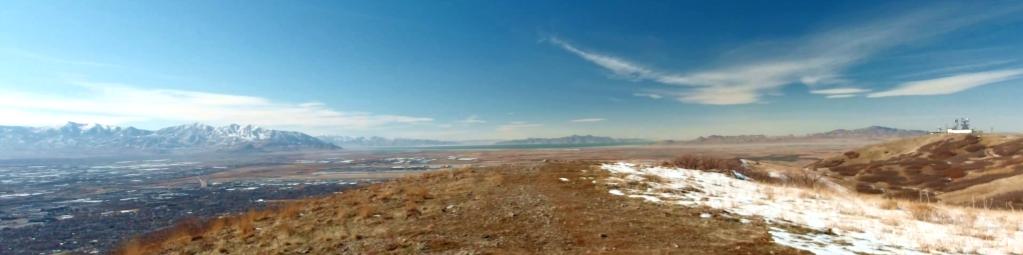 Salt Lake City Foothills