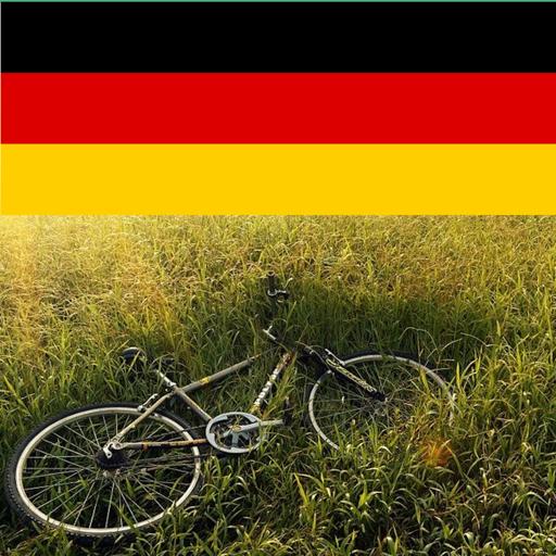 Bike riding in germany