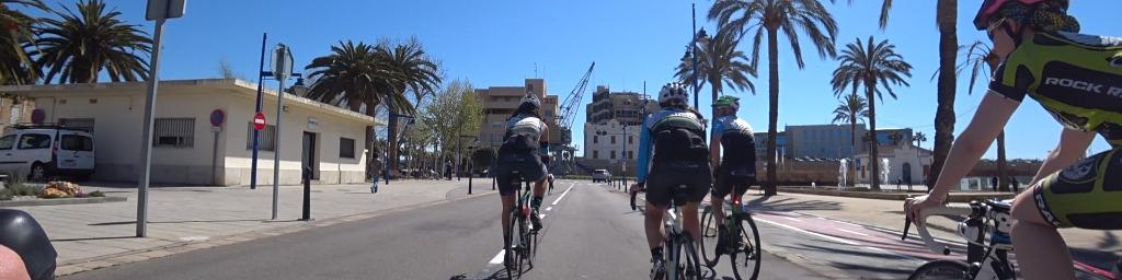 Virtual Roadbike Training Camp in Spain 2021 Day 1