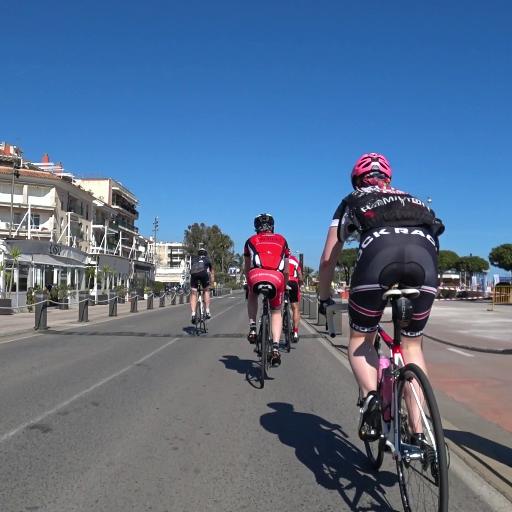 Virtual Roadbike Training Camp in Spain 2021 Day 3