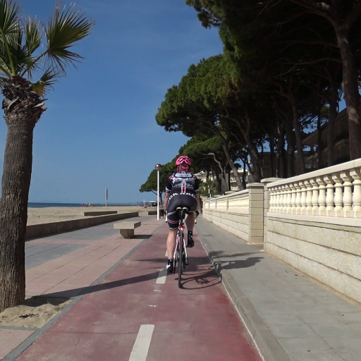 Virtual Roadbike Training Camp in Spain 2021 Day 8