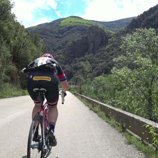 Virtual Roadbike Training Camp in Spain 2021 Day 11