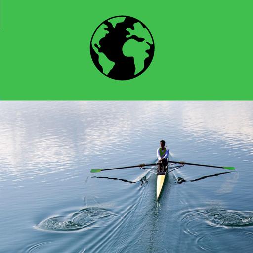 Row around the globe