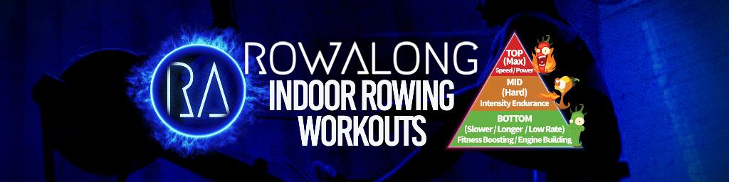 All RowAlong Workouts
