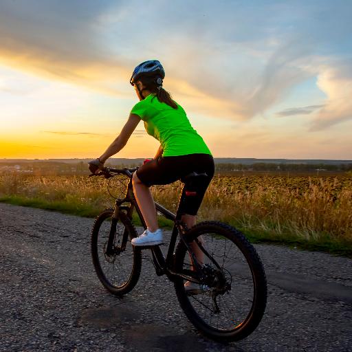Exercise bike program of your week