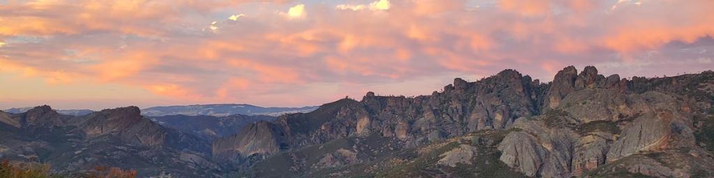 US National Parks: Pinnacles