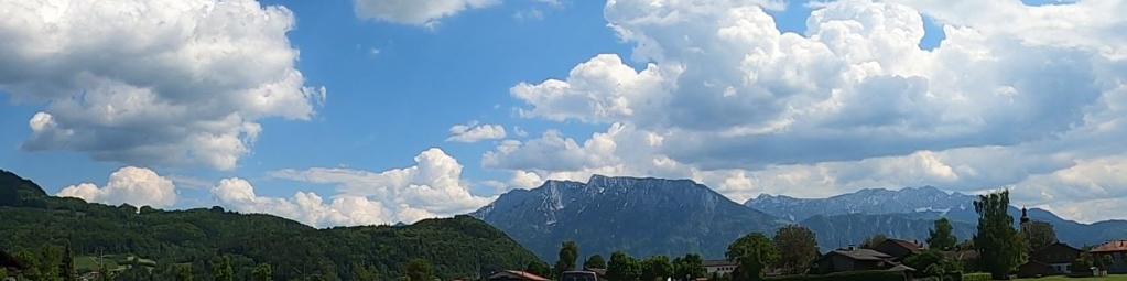 Run/walk in Bavaria