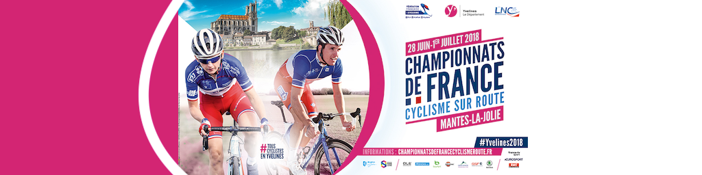 Championnats de France Route 2018