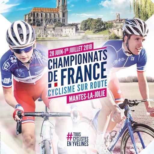 Championnats de France Route 2018