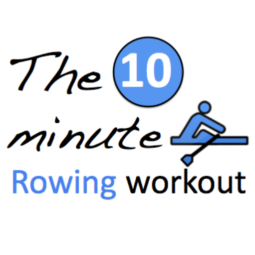 Rowing a 10min session