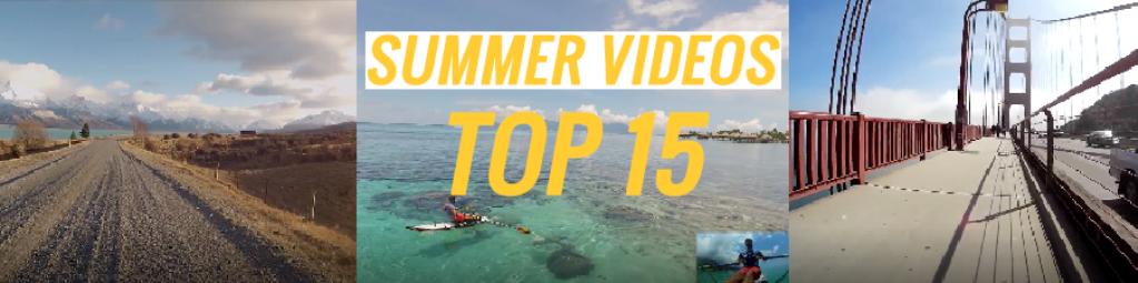 TOP 15 SUMMER VIDEOS