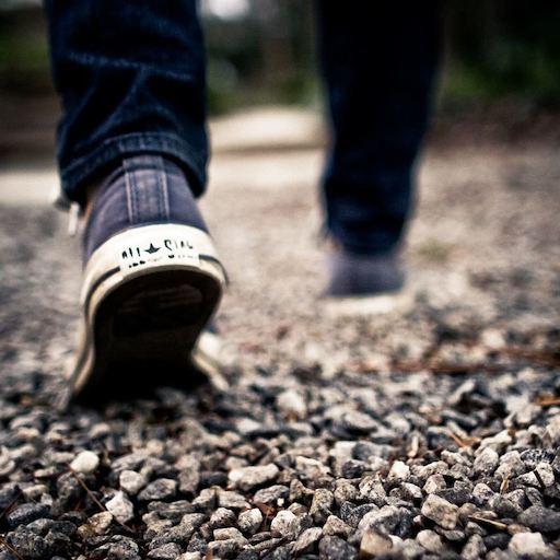 Walking videos