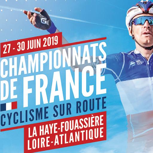 Championnats de France Route 2019