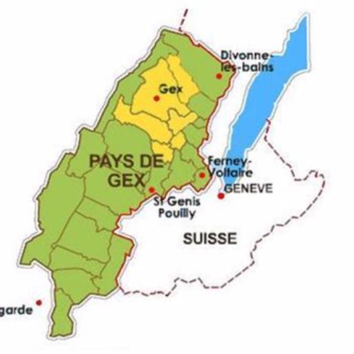 Pays-de-Gex, France