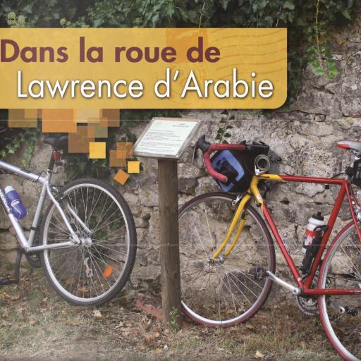 Véloroute de Dordogne entre St Médard de Guizières et Marsac