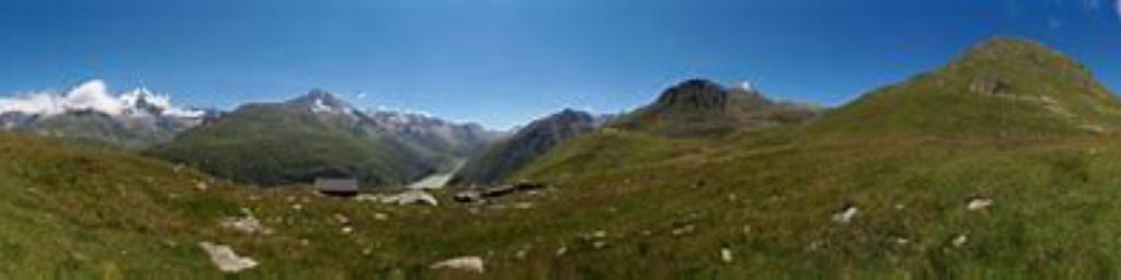 Col du Grand St Bernard (CH)