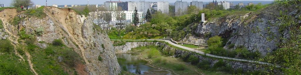 Quarry rides (Kielce, Poland)