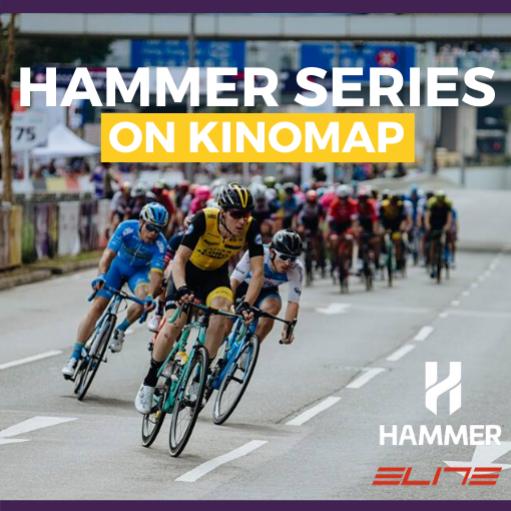 Hammer Series on Kinomap 2019