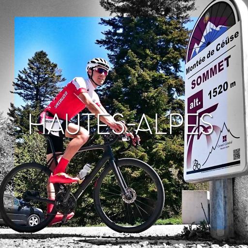 Les Hautes-Alpes à Vélo