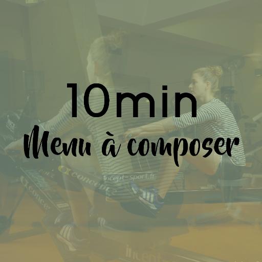 10min à composer