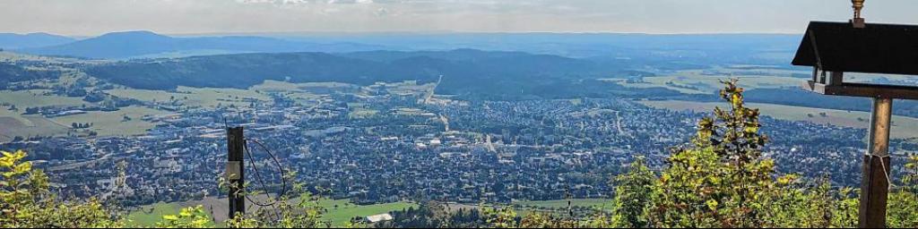 Swabian Alb to Lake Constance/Schwäbische Alb bis Bodensee