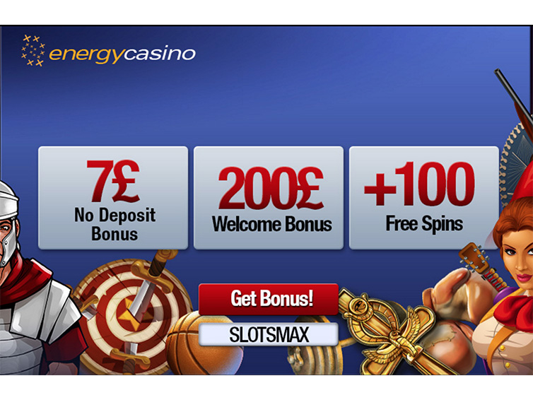 Get a100% up to £200 + £7 No Deposit Bonus now