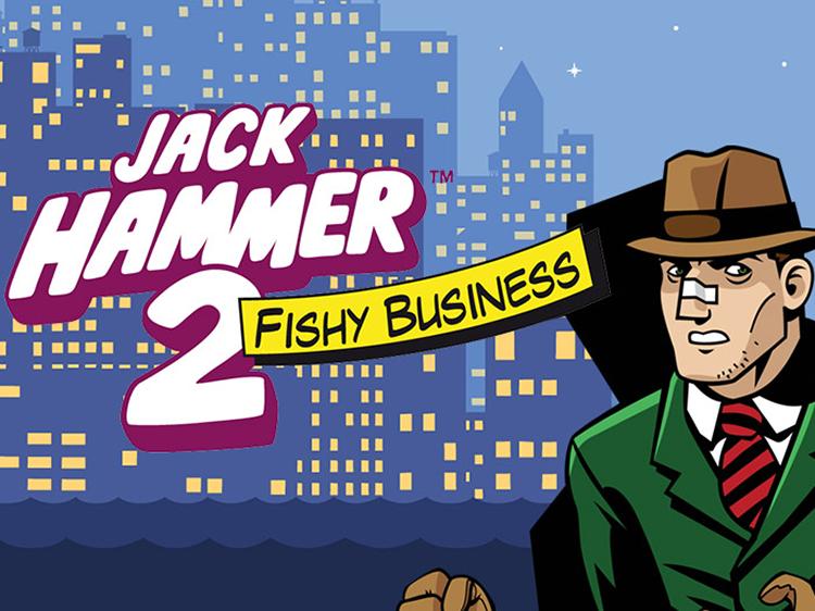 Jack Hammer 2: Fishy Business za peníze#