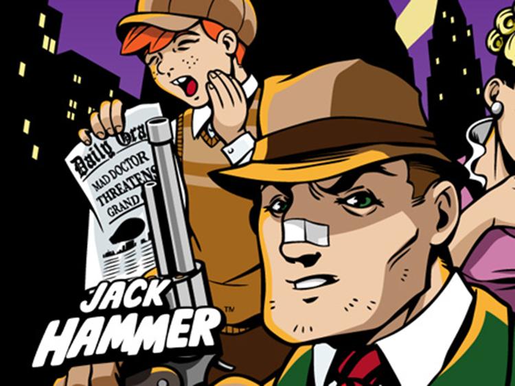 Jack Hammer za peníze