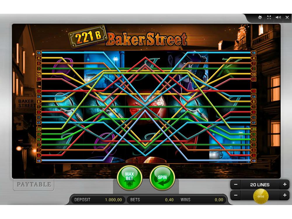 Jetzt 221B Baker Street online spielen