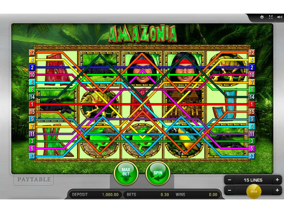 Jetzt Amazonia online spielen
