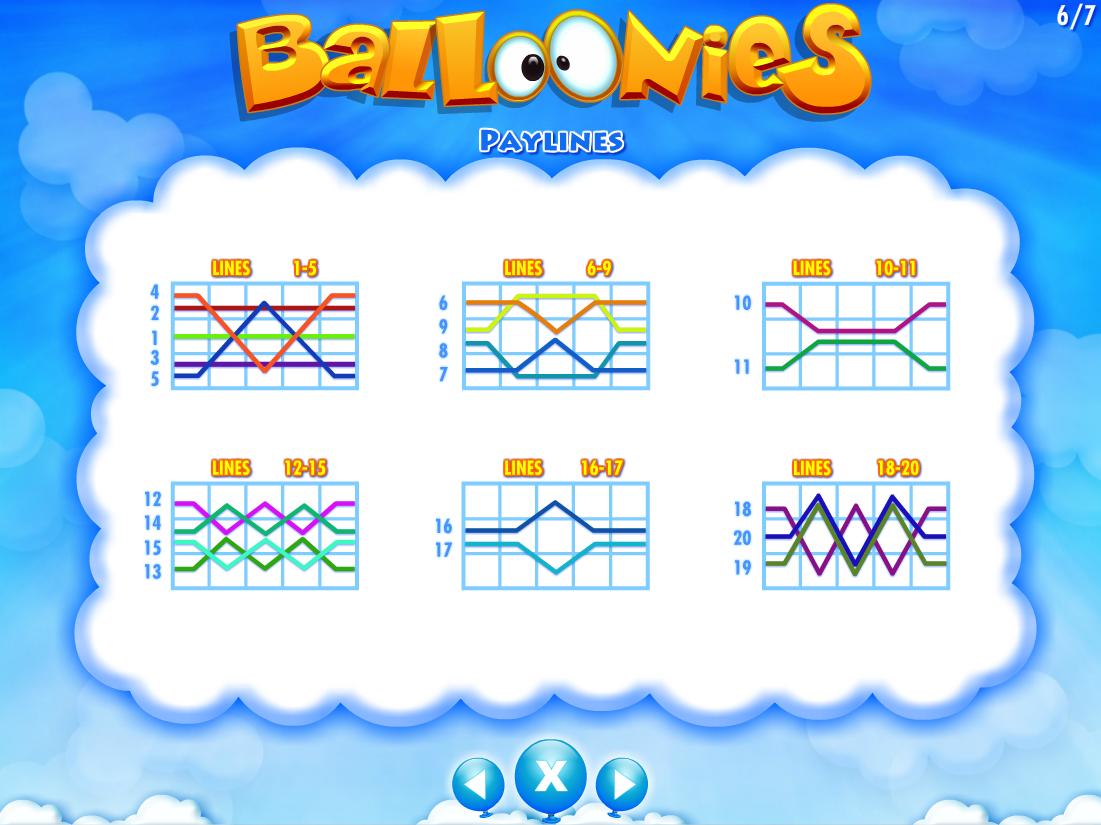 play Balloonies online