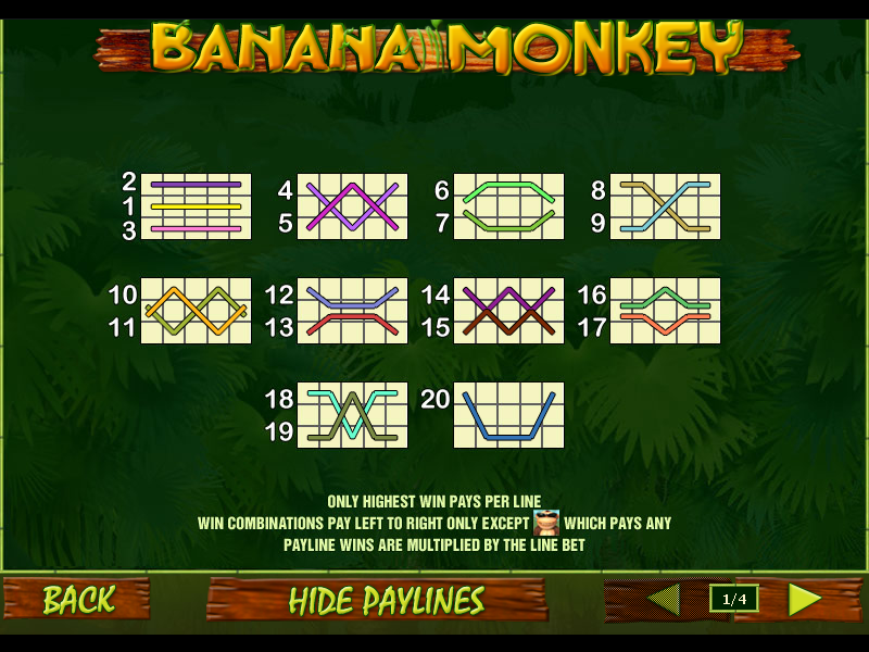 play Banana Monkey online